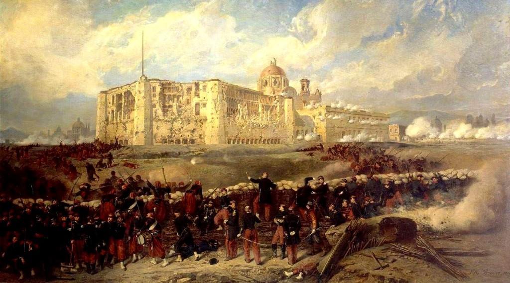 El Sitio de Puebla