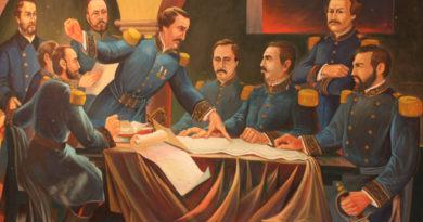 Sección de Ingenieros del Ejército de Oriente.