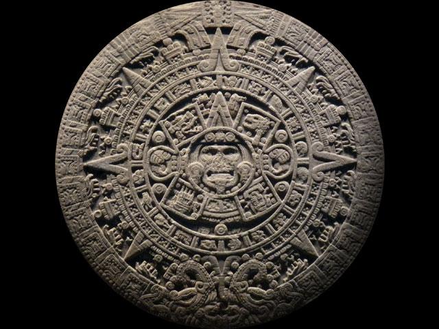 Calendario Azteca.Los Meses Del Calendario Mexica O Azteca Mexico Real