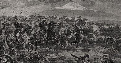 La Batalla significativa de Tecoac