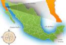 Estado de Baja California en la República Mexicana
