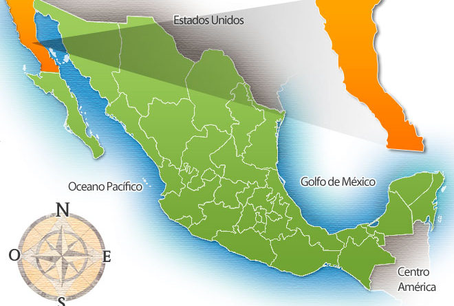 Estado de Baja California