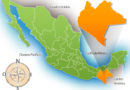 Estado de Chiapas en la República Mexicana