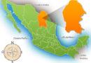 Estado de Coahuila, en la República Méxicana