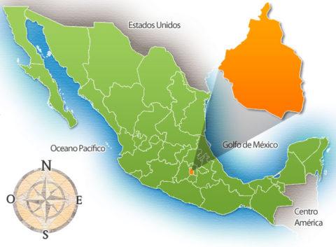 CDMX o Ciudad de México (antes D.F.)