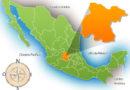 Estado de Guanajuato en la República Mexicana