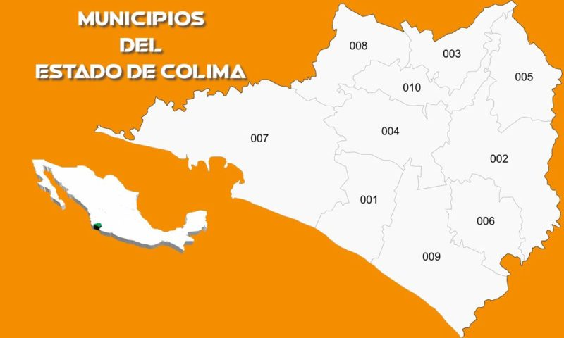 Municipios del Estado de Coahuila