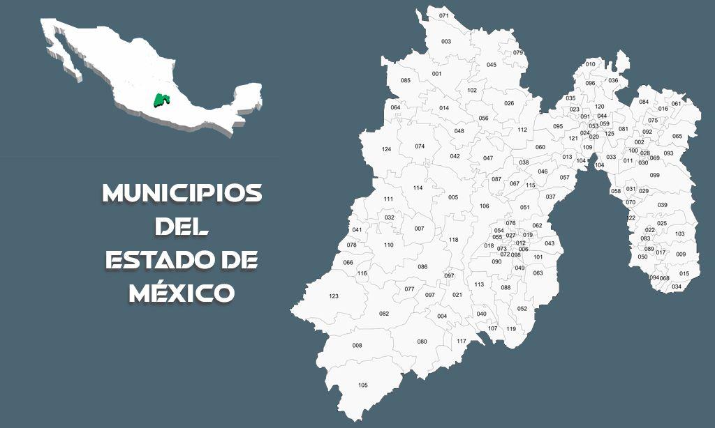 Municipios del Estado de México