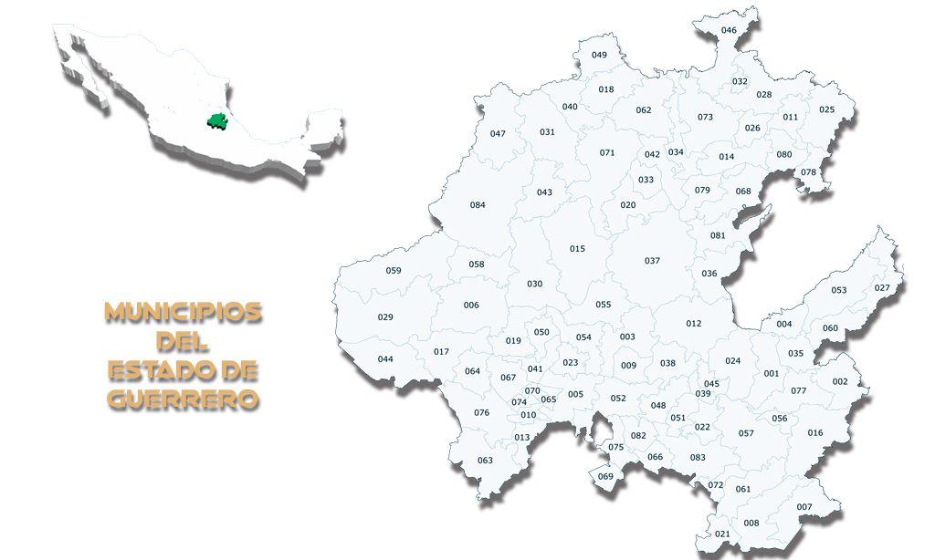 Municipios del Estado de Hidalgo