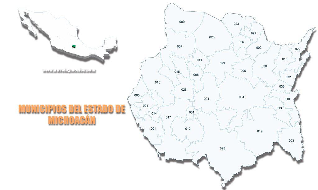 Municipios del Estado de Morelos