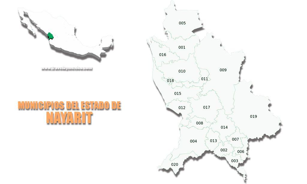 Municipios del Estado de Nayarit