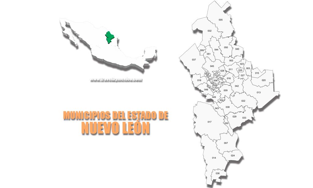 Municipios del Estado de Nuevo León