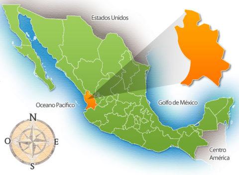 Estado de Nayarit de la República Mexicana