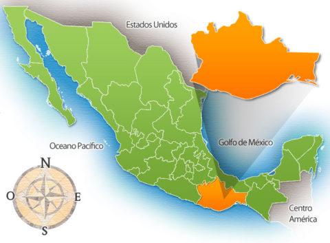 Estado de Oaxaca de la República Mexicana