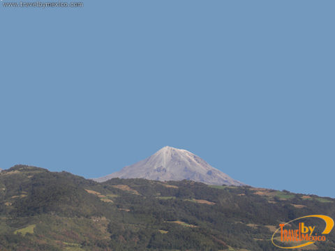 Volcán Pico de Orizaba