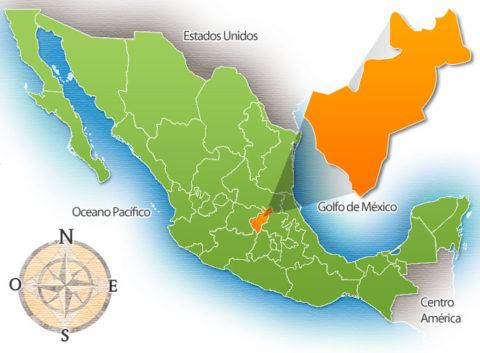 Estado de Querétaro de la República Mexicana