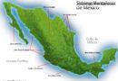 Principales elevaciones montañosas de México