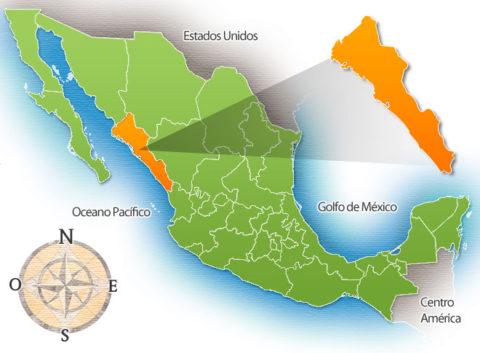 Estado de Sinaloa de la República Mexicana