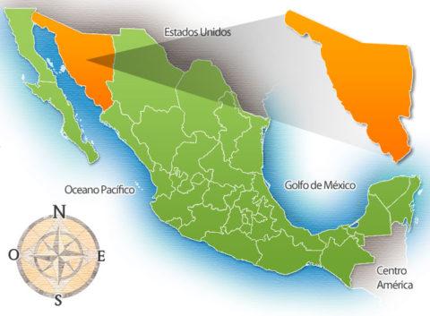 Estado de Sonora de la República Mexicana