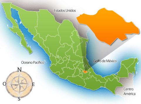 Estado de Tlaxcala de la República Mexicana