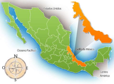 Estado de Veracruz de la República Mexicana