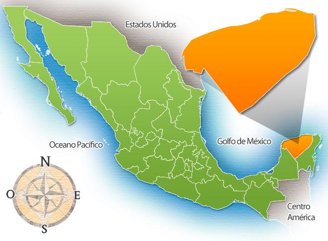 Estado de Yucatán de la República Mexicana