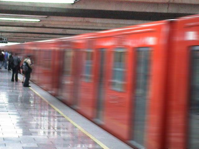 metro ciudad de mexico
