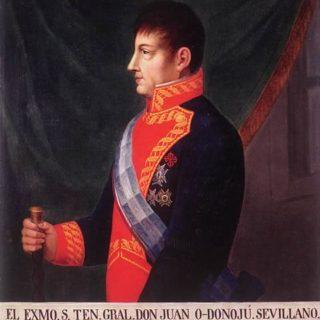 Juan O'Donujo en el Virreinato
