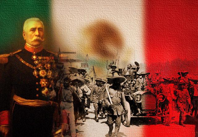 Los gobiernos mexicanos de 1872-1911