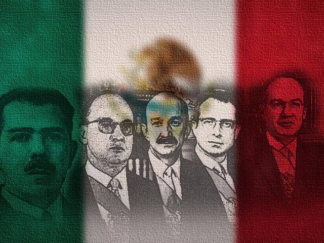 Gobernantes de México post-revolucion
