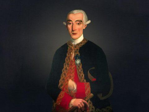 Martín de Mayorga Marqués de Vallehermoso