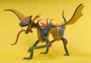 Alebrijes: curiosas artesanías de Oaxaca