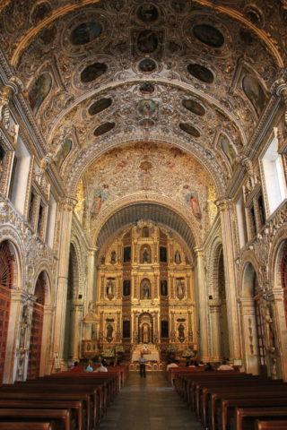 Interior Santo Domingo