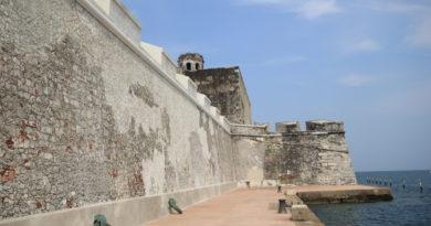 San Juan de Ulúa en Veracruz