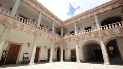 Interior del Museo de la Alhóndiga