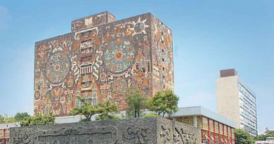 Ciudad Universitaria de la UNAM Imagen: Antonion Damian