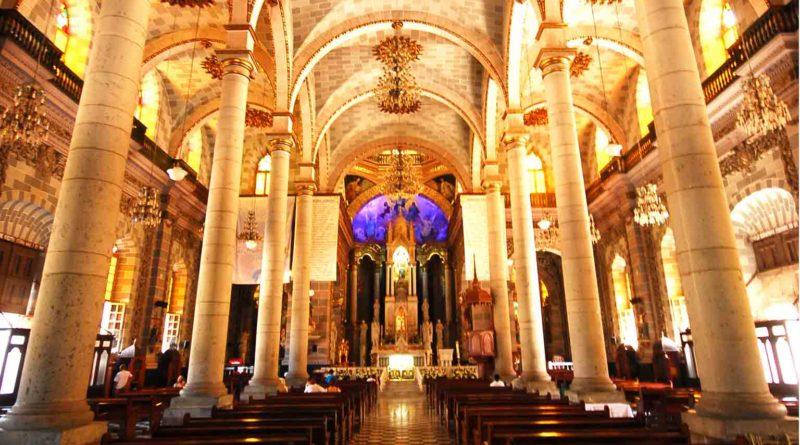 Inmaculada Concepción: Catedral de Mazatlán