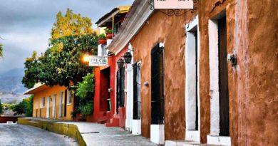 Cosalá, Pueblo Mágico de Sinaloa