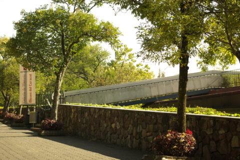 El Museo del Caracol en Chapultepec, CDMX.
