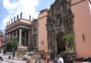Teatro Juárez en la ciudad de Guanajuato