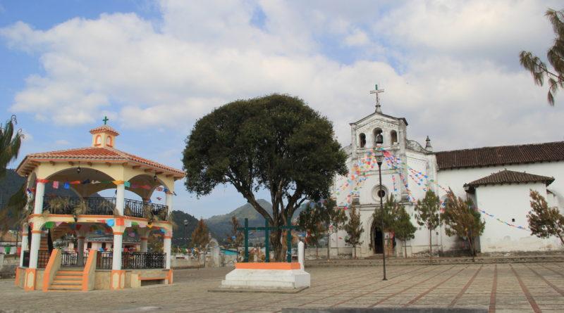 Comunidad Tsotsil de Zinacantán.