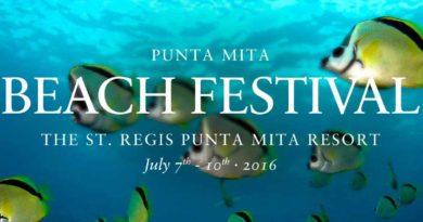IV Punta Mita Beach Festival