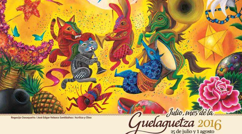 La Guelaguetza de Oaxaca