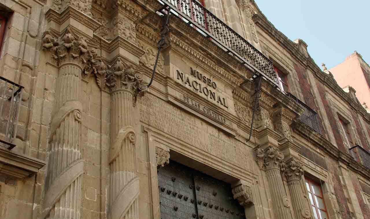 Museo Nacional de las Culturas en la CdMX