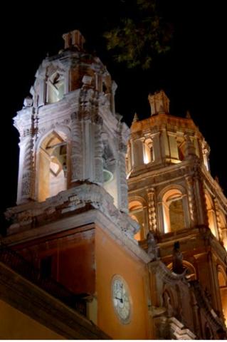 Torres del Templo San Francisco