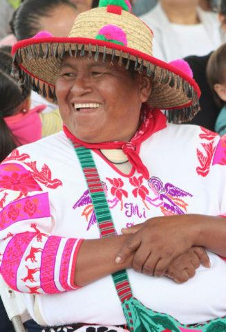 Indígenas Wixárica