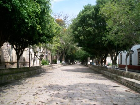 Tres sitios representativos de Morelia