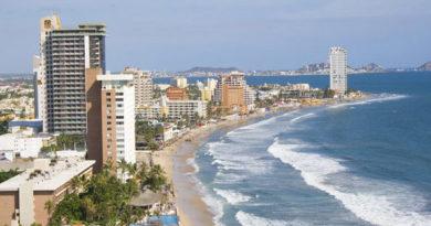 ¿Quieres playa? Visita las playas de Mazatlán.