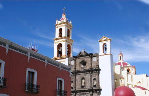Huamantla, Pueblo Mágico en Tlaxcala.