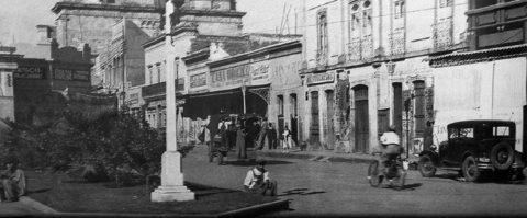 Cigarros, la primera fábrica de León
